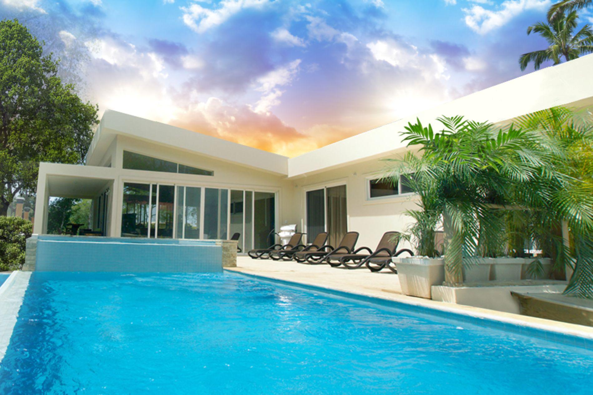 Dominican Villas For Sale Residencial Casa Linda