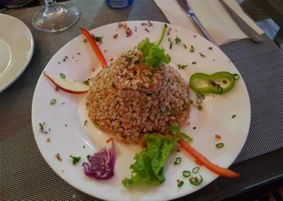 Castaway's restaurant food