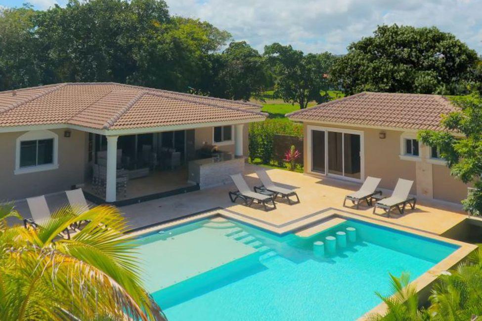 dominican republic custom homes