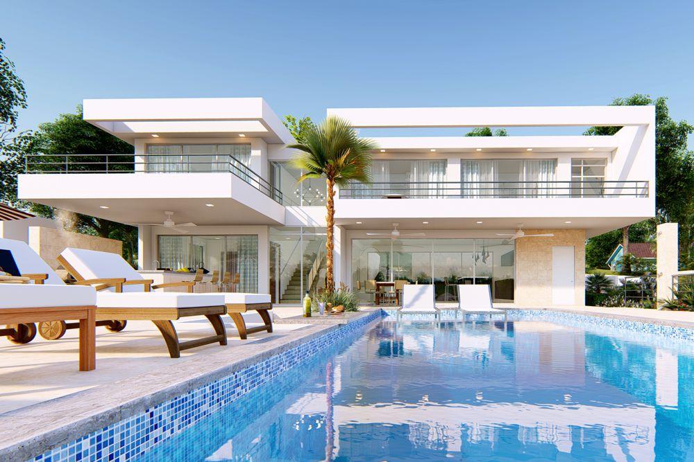 Floor Plans Villa Prices Residencial Casa Linda
