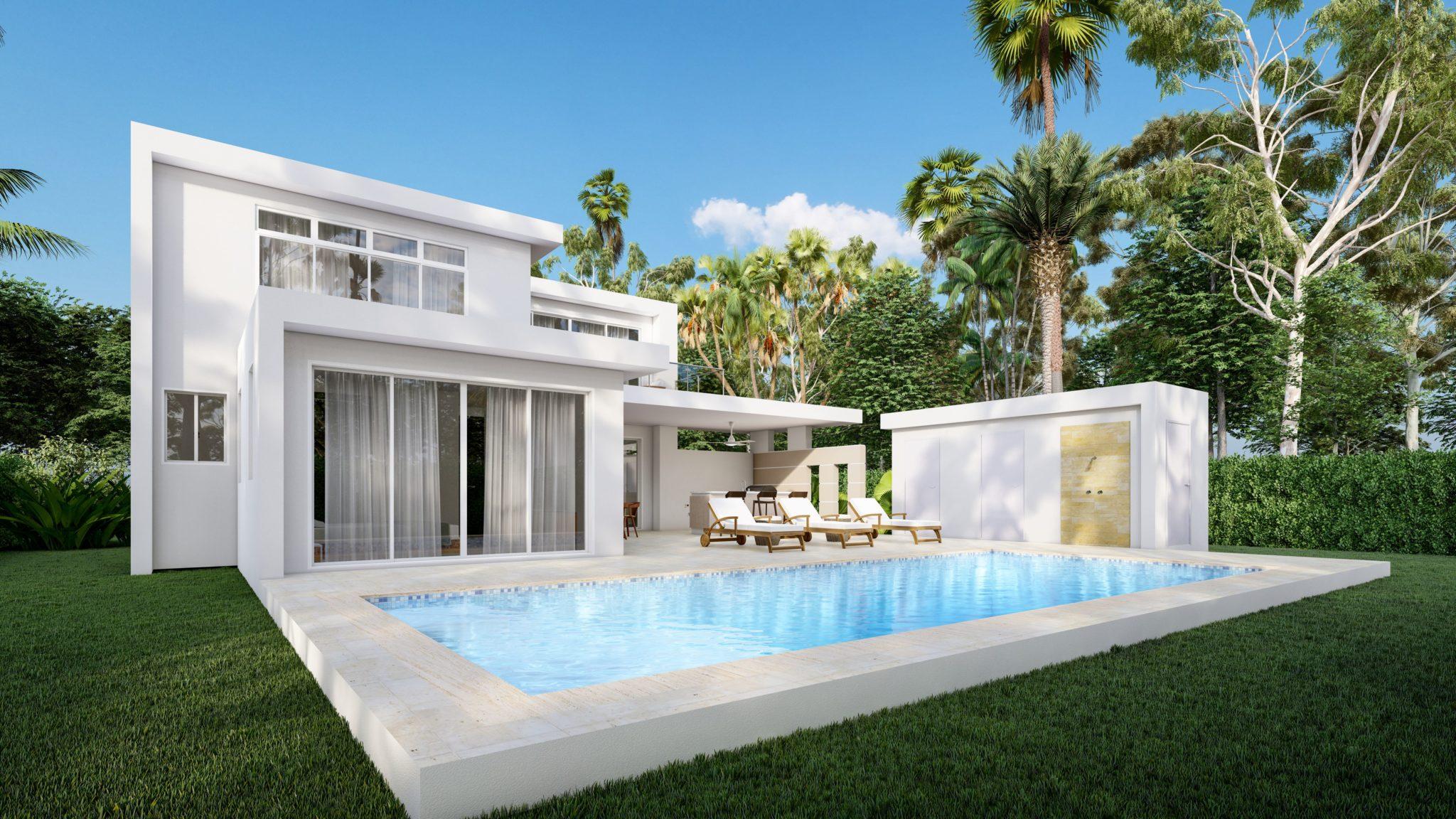 Bluepearl 2 Casa Linda Villas