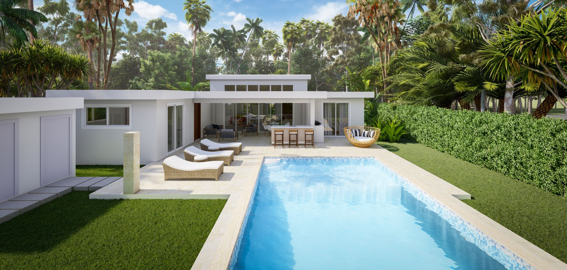 Villa Sunseeker, Casa Linda Villas