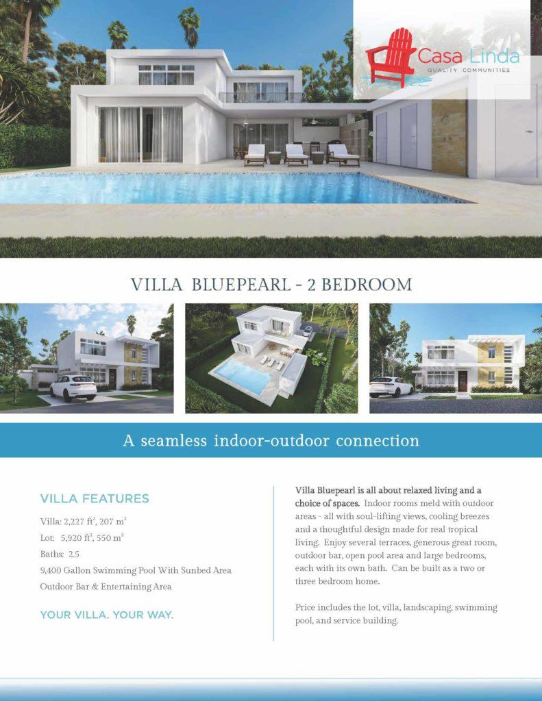 l 2 Bedroom, Casa Linda Villas