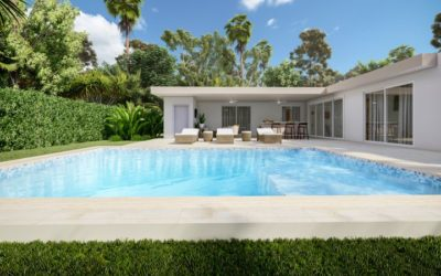 Villa Serenity en Casa Linda