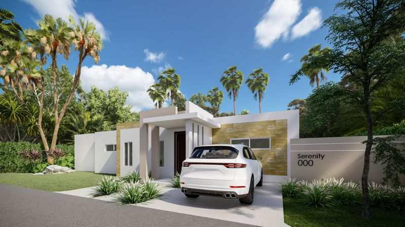 Villa Serenity, Casa Linda Villas 4
