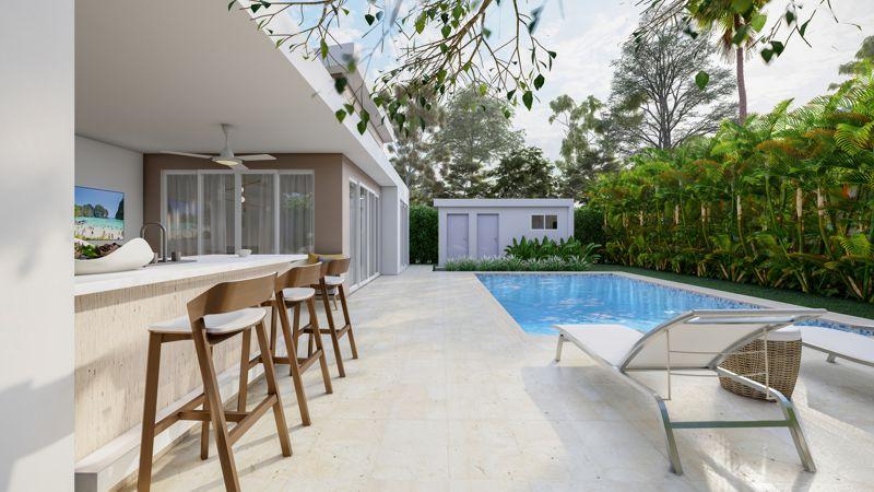 Villa Sunbreeze, Casa Linda Villas