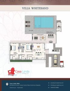 Villa Whitesand, Casa Linda Villas
