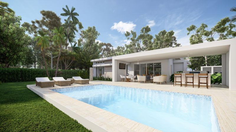 Villa Whitesand Casa Linda Villas
