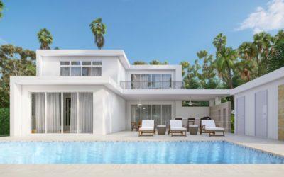 Villa Bluepearl en Casa Linda