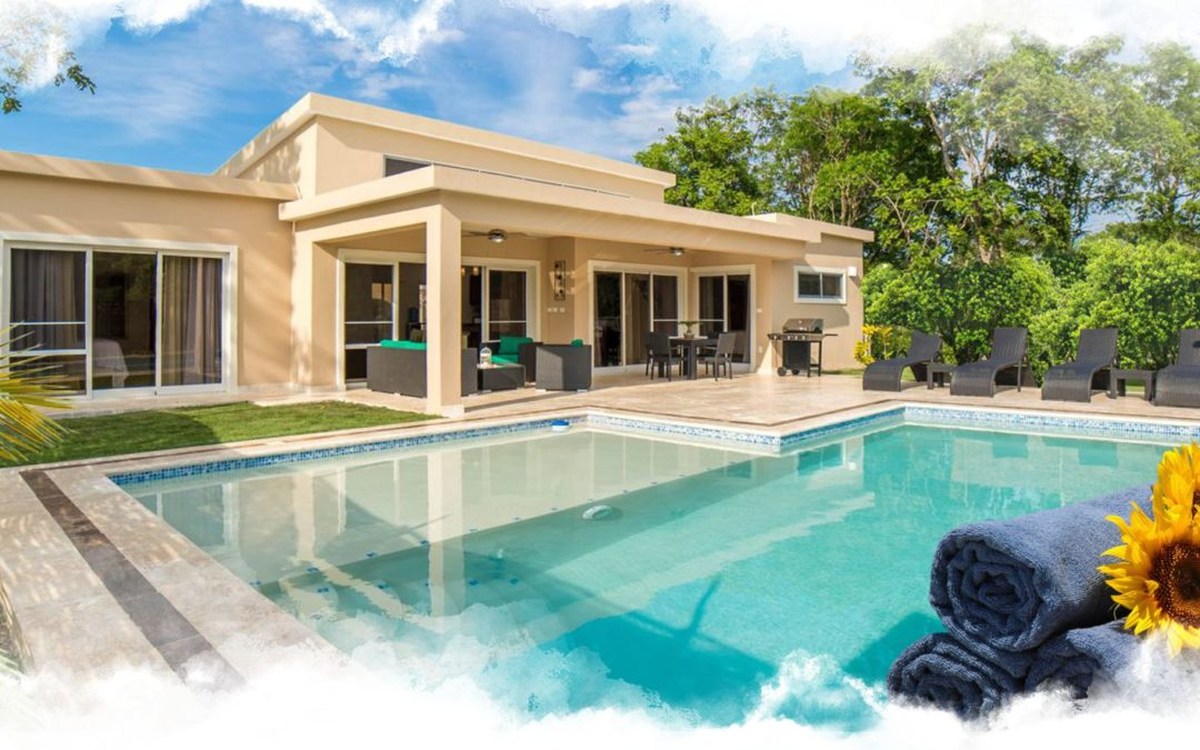 Casa Linda: Your Choice Your Island Paradise In The Dominican