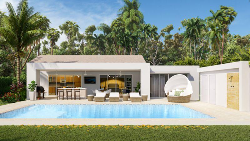 casa linda villa harmony