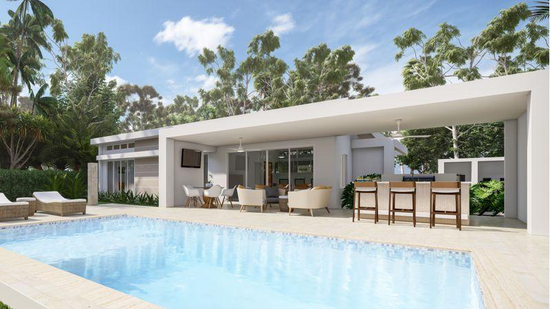 casa lina villa whitesand