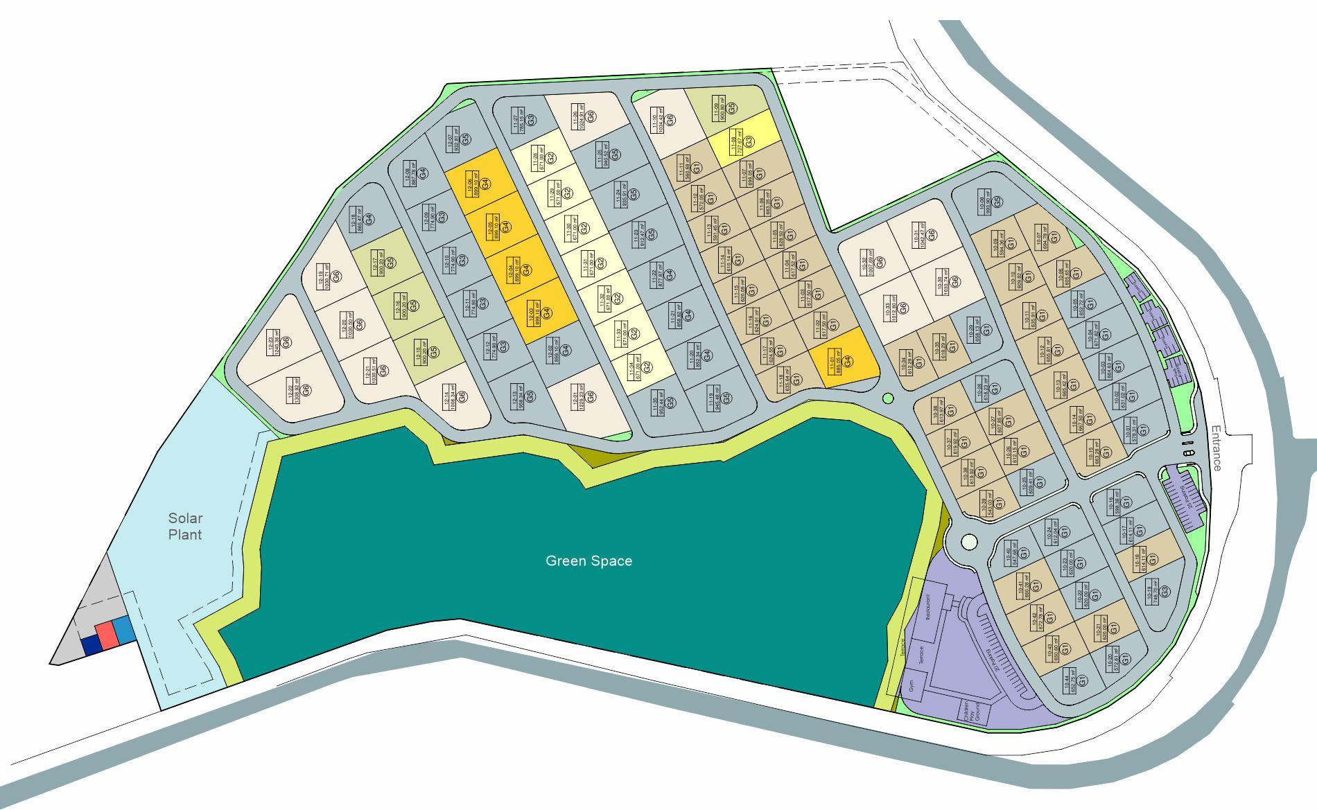 Casa Linda Phase 10 - 12 Lotification
