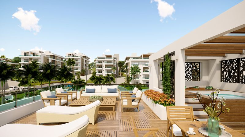encuentro beach condos terrace