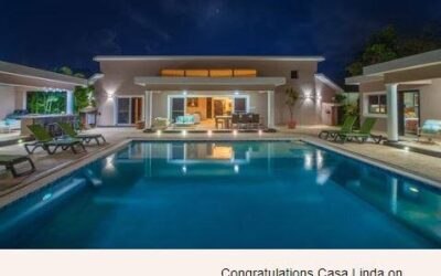 CASA LINDA IS RATED ONE OF THE TOP 10% OF Hotels Worldwide!