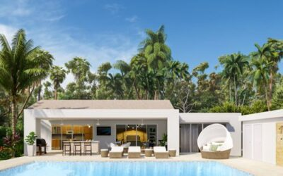 Dominican Republic Homes With Casa Linda