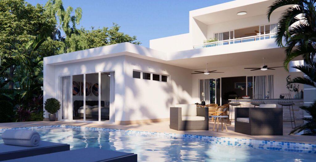 Villa Areca, 3-Bedroom
