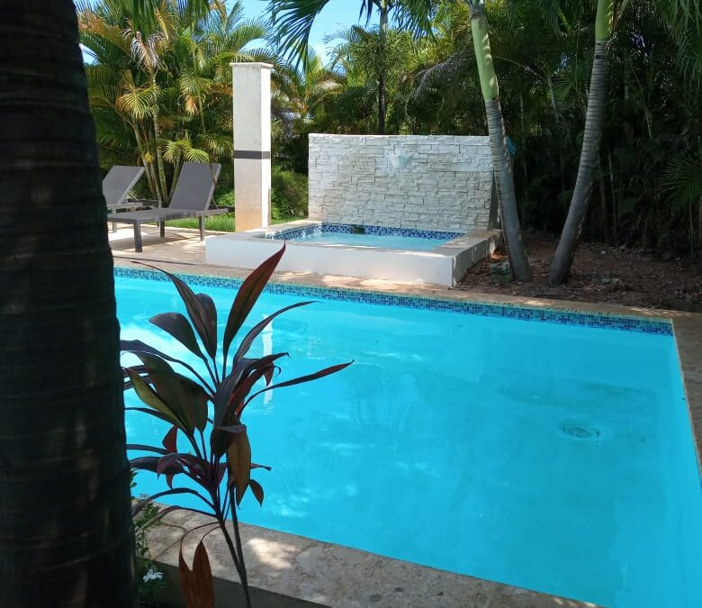 Poolside Paradise at Casa Linda