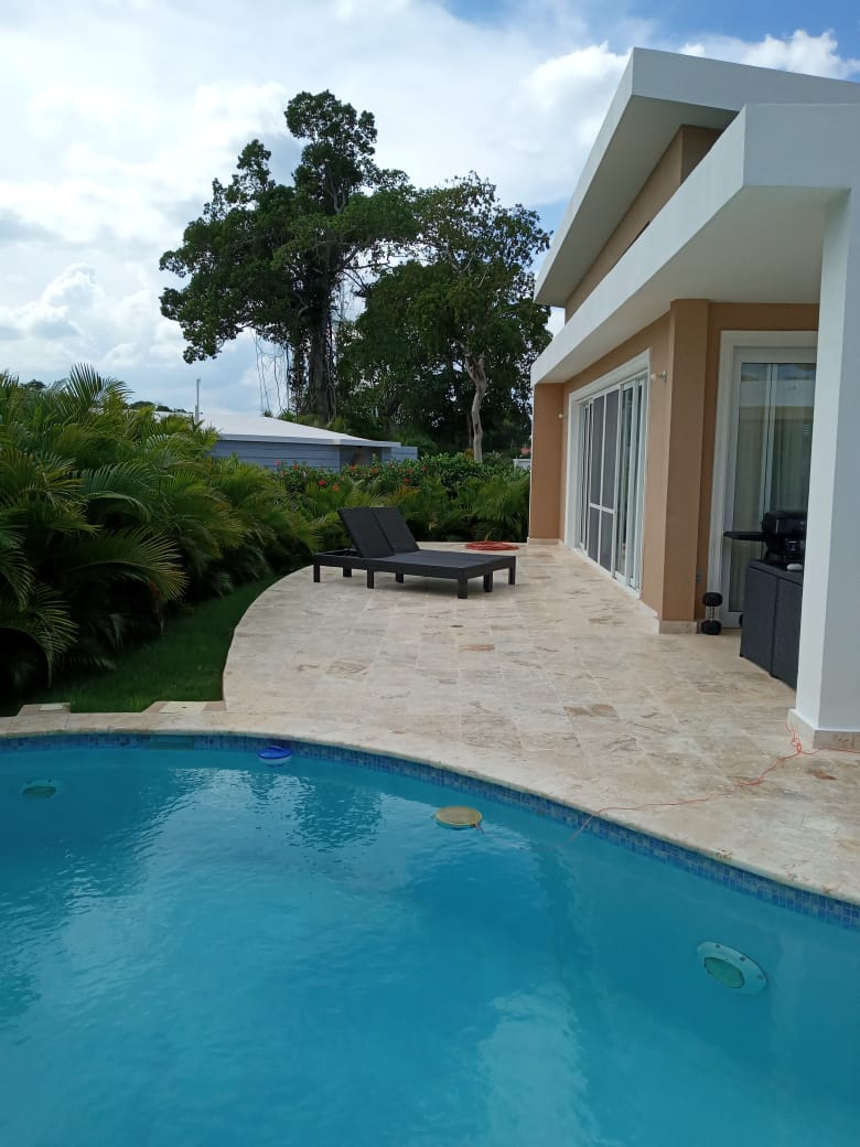 custom dominican villa floor plans