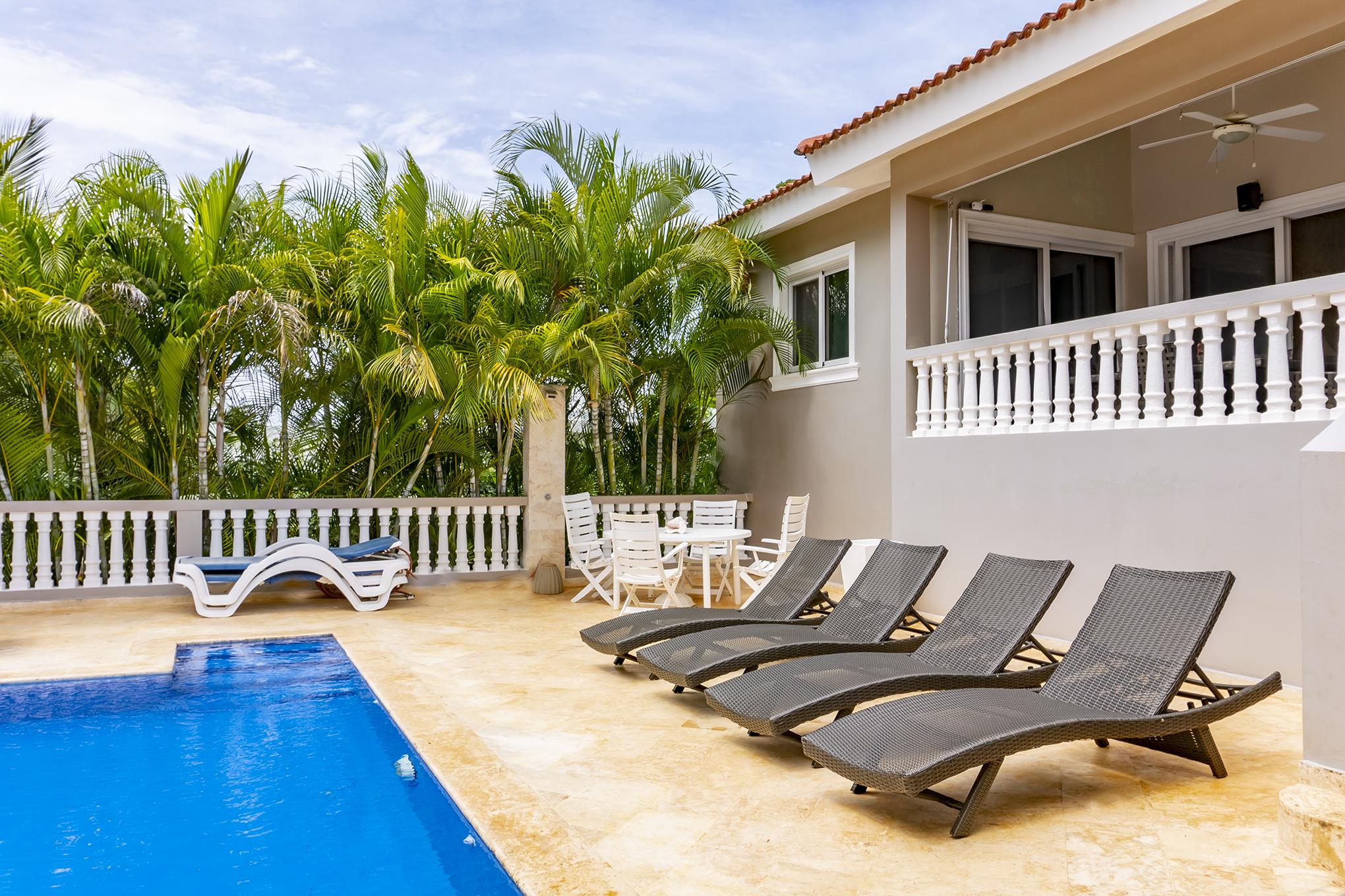 cabarete dominican republic villas